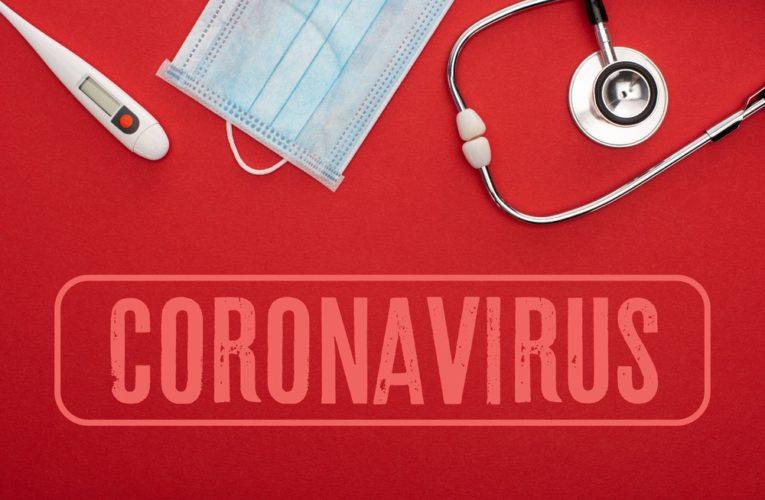 Вспышка коронавируса и три новых смерти