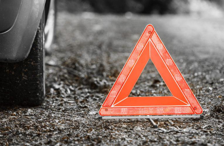 Под Днепром в ДТП погиб один человек, четверо пострадавших