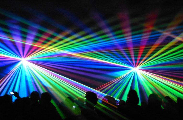 В Днепре покажут уникальное светло-лазерное шоу