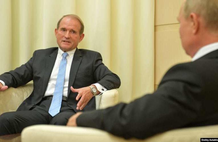 Экс-депутат рады объяснил, почему Запад боится тандема Путина и Медведчука