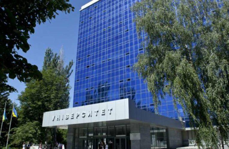 В университете Днепра произошла вспышка коронавируса