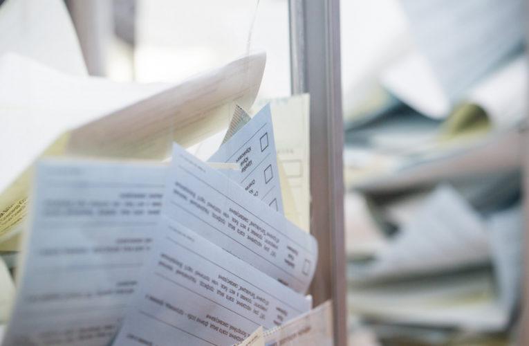 Второй тур местных выборов: самая низкая явка избирателей была в Днепре