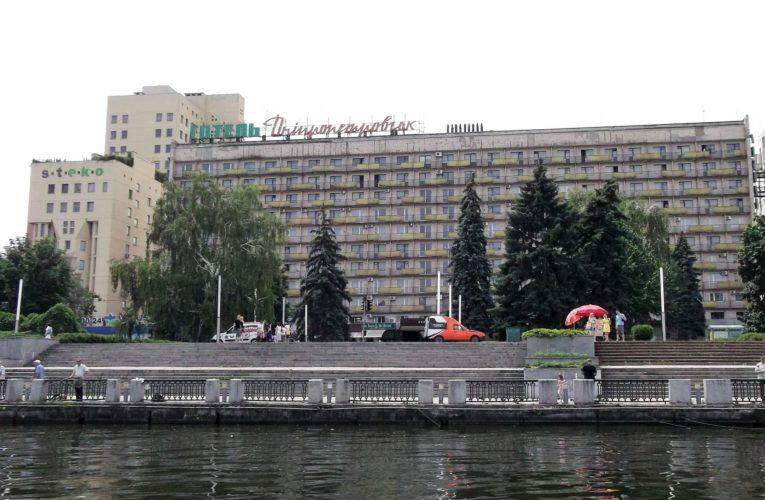 В Днепре в известном отеле «буйная» гостья устроила скандал