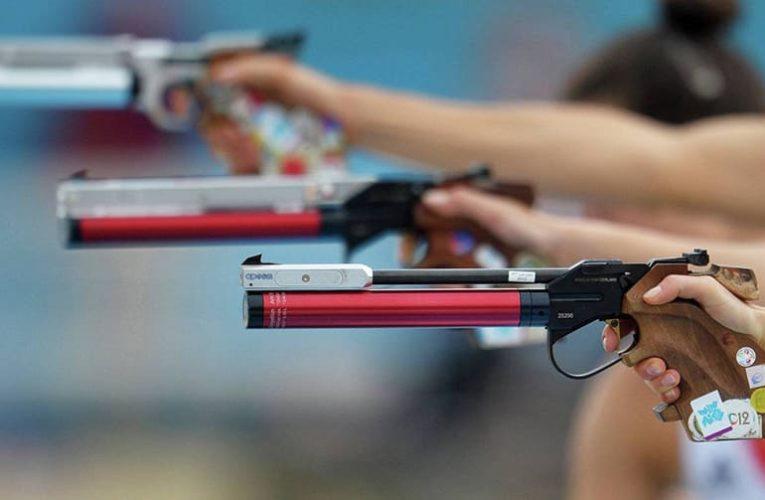 Дніпровські спортсменки стали призерками міжнародних змагань зі стрільби з пневматичної зброї