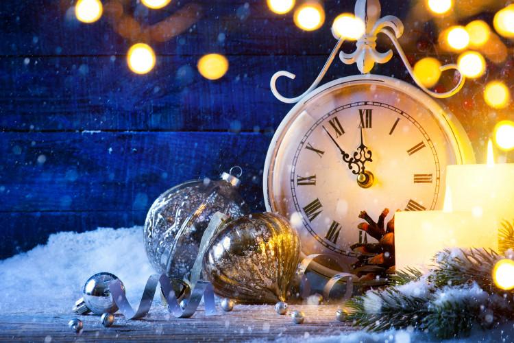 Новогодняя ночь в «Лавине»