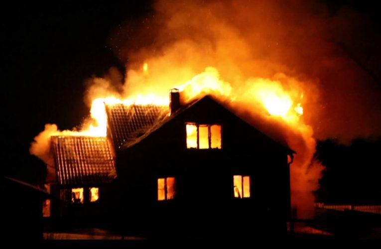 Кривой Рог: в огне погибли две женщины