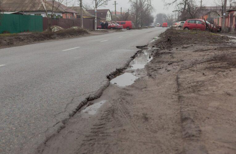 В Днепре на месяц перекроют улицу Передовую из-за ремонта дороги