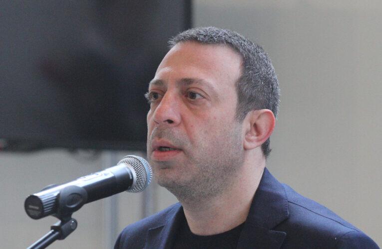 Партия «УКРОП» подала в суд на «главного общественника Днепра»