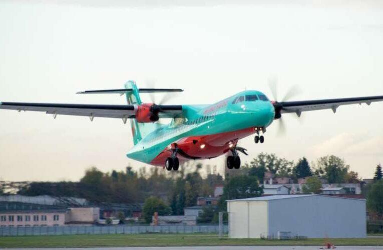 Авиакомпания WINDROSE расширила географию внутренних перелетов