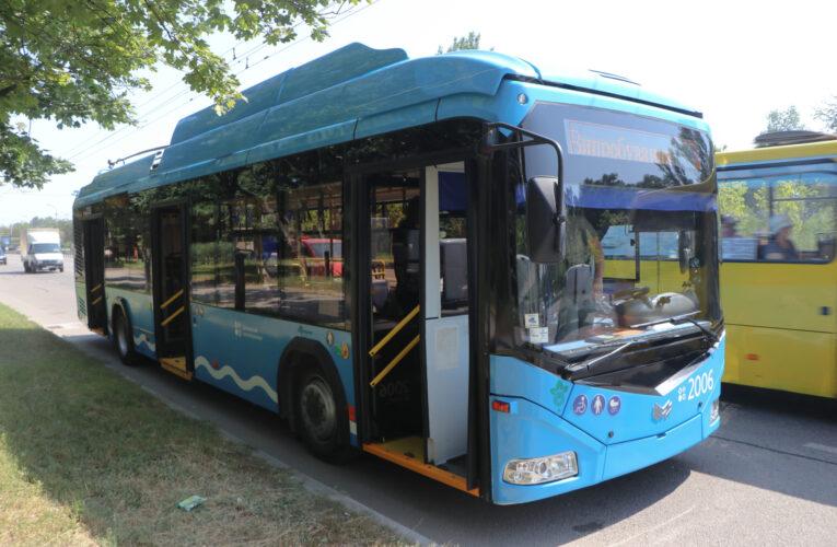 В Днепре 8 октября изменится маршрут общественного транспорта